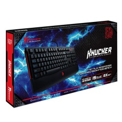 TECLADO TT SPORTS KNUCKER USB KB-KNK008PB