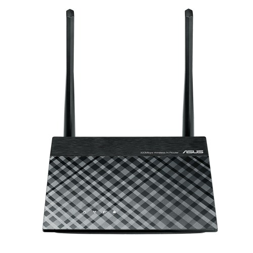 ASUS RT-N300 ROUTER 300MBPS 2*ANT5DBI 90IG03E0-BY3100