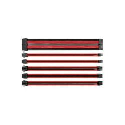 CABLE TT MOD SLEEVED CABLE/BLACK&RED/300MM/COMBO PK AC-033-CN1NAN-A1*