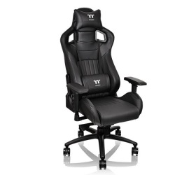CADEIRA GAMING TT XF100/BLACK/FIT SIZE/4D/75MM GC-XFS-BBMFDL-01