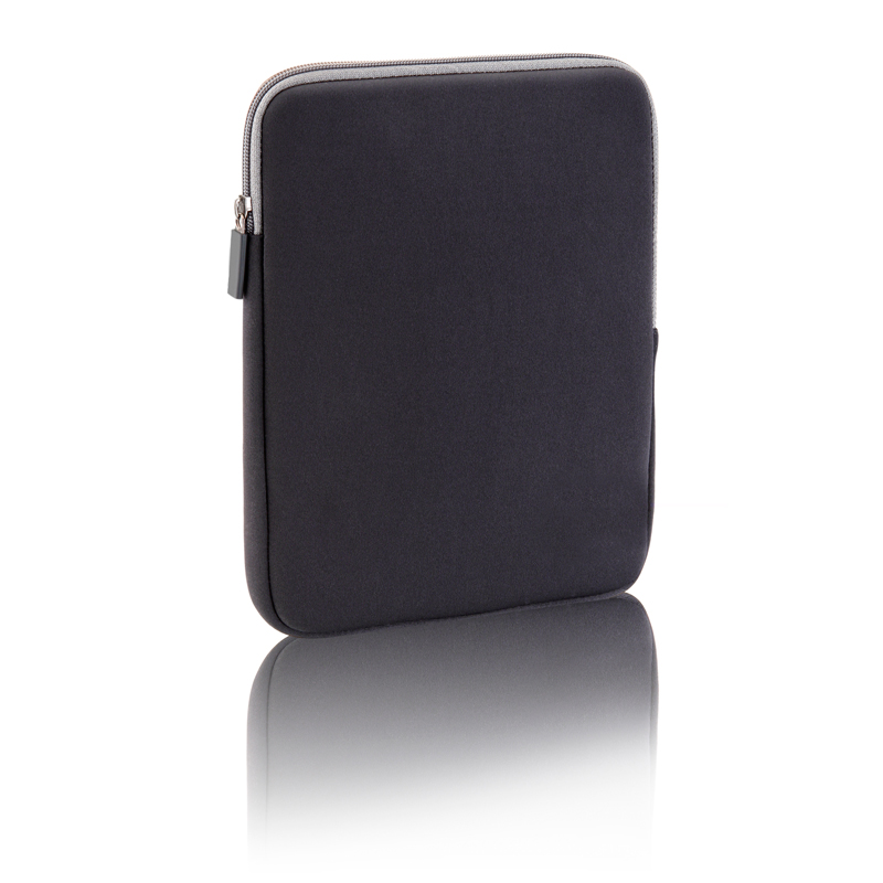 "CASE NEOPREME 7"" MULTILASER COLORS- PRETO E CINZA (BO117)"