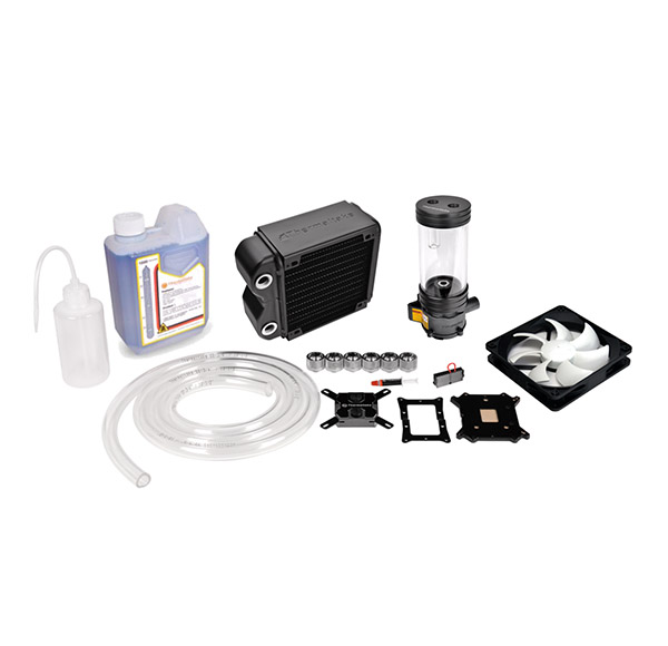 COOLER TT PACIFIC RL120 WATER COOLING KIT 120MM CL-W069-CA00BL-A