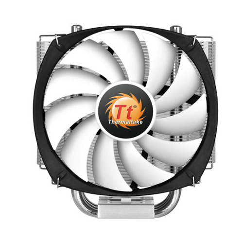 Cooler Tt Frio Silent 12 120mm Fan Cl-p001-al12bl-b