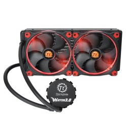 COOLER TT WATER 3.0 RIING RED 280 ALL-IN-ONE LCS CL-W138-PL14RE-A