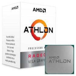 CPU AMD ATHLON 3000G TWO CORE 3,5GHz  YD3000C6FHBOX