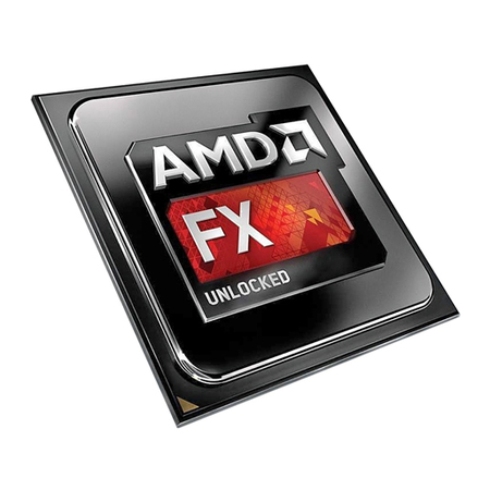 CPU AMD FX-9370 220 AM3+ 16MB 4700MHZ FD9370FHHKWOF