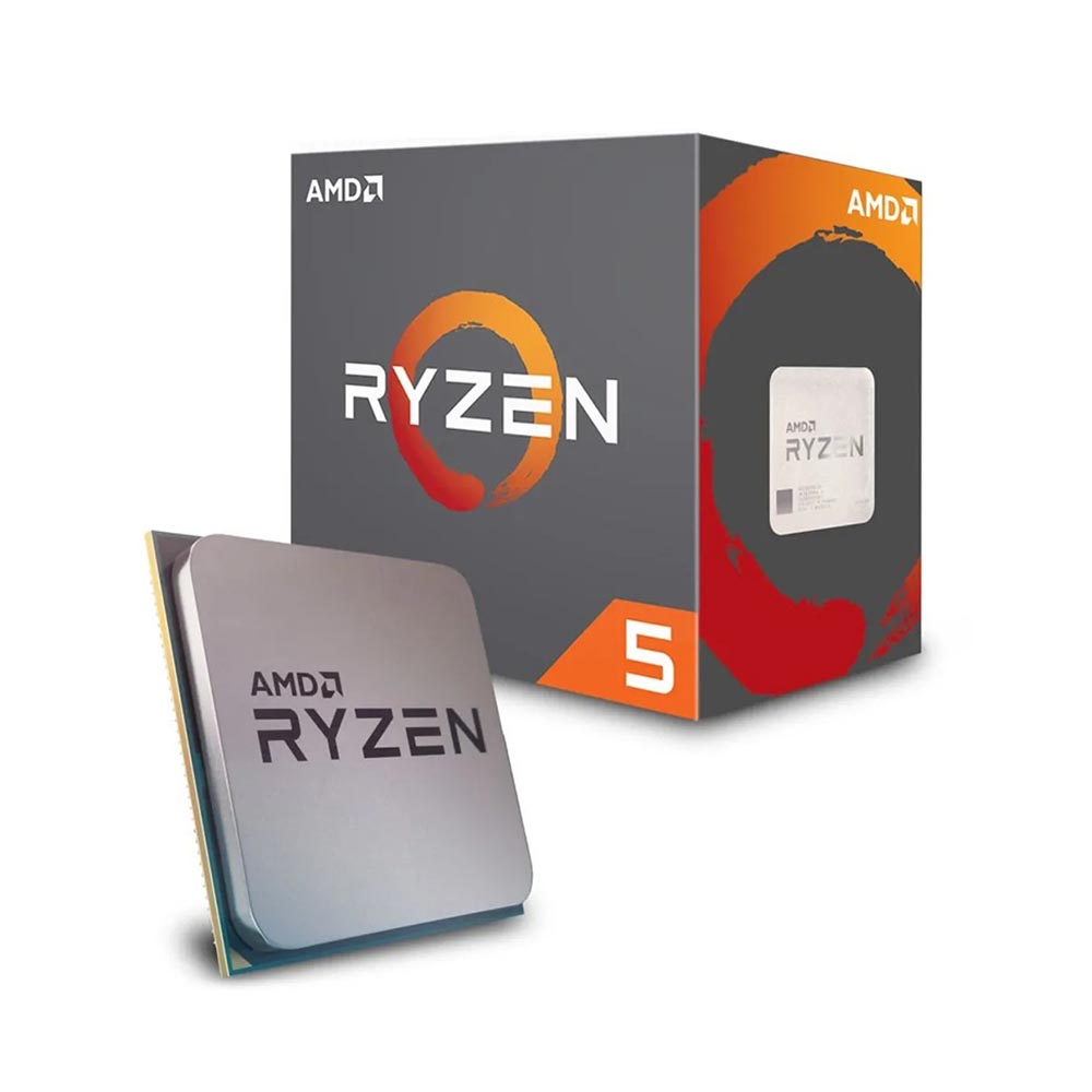 CPU AMD RYZEN 5 2600 3,9GHz AM4 65W YD2600BBAFBOX
