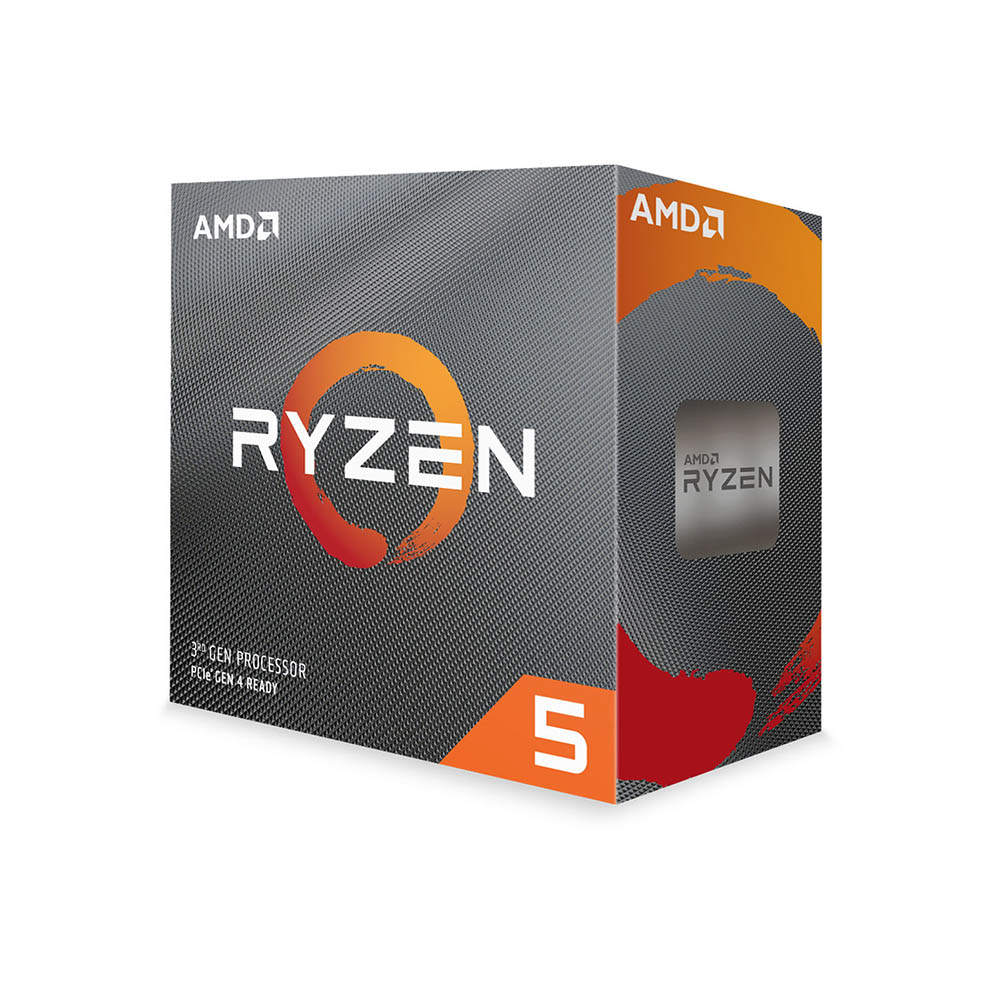 CPU AMD RYZEN 5 3600 3,6GHZ AM4 65W 100-100000031BOX