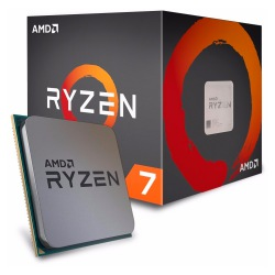 CPU AMD RYZEN 7 1800X 3.6GHz / 4.0GHz OCTA CORE AM4 YD180XBCAEWOF