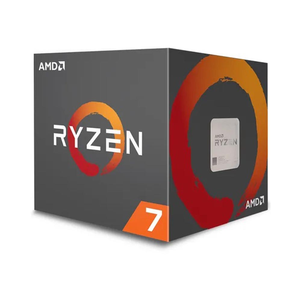 CPU AMD RYZEN 7 2700 4,1GHz AM4 65W YD2700BBAFBOX