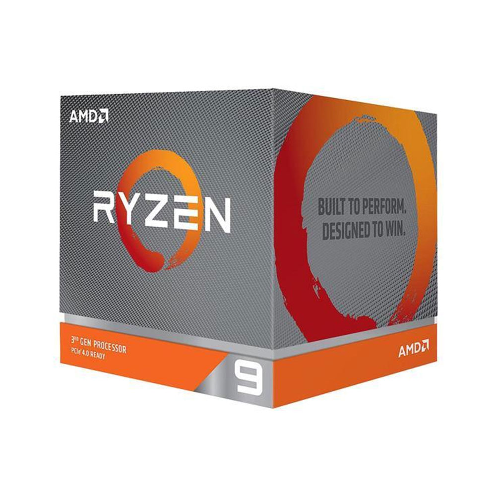 CPU AMD RYZEN 9 3900X 3,8GHZ AM4 105W 100-100000023BOX