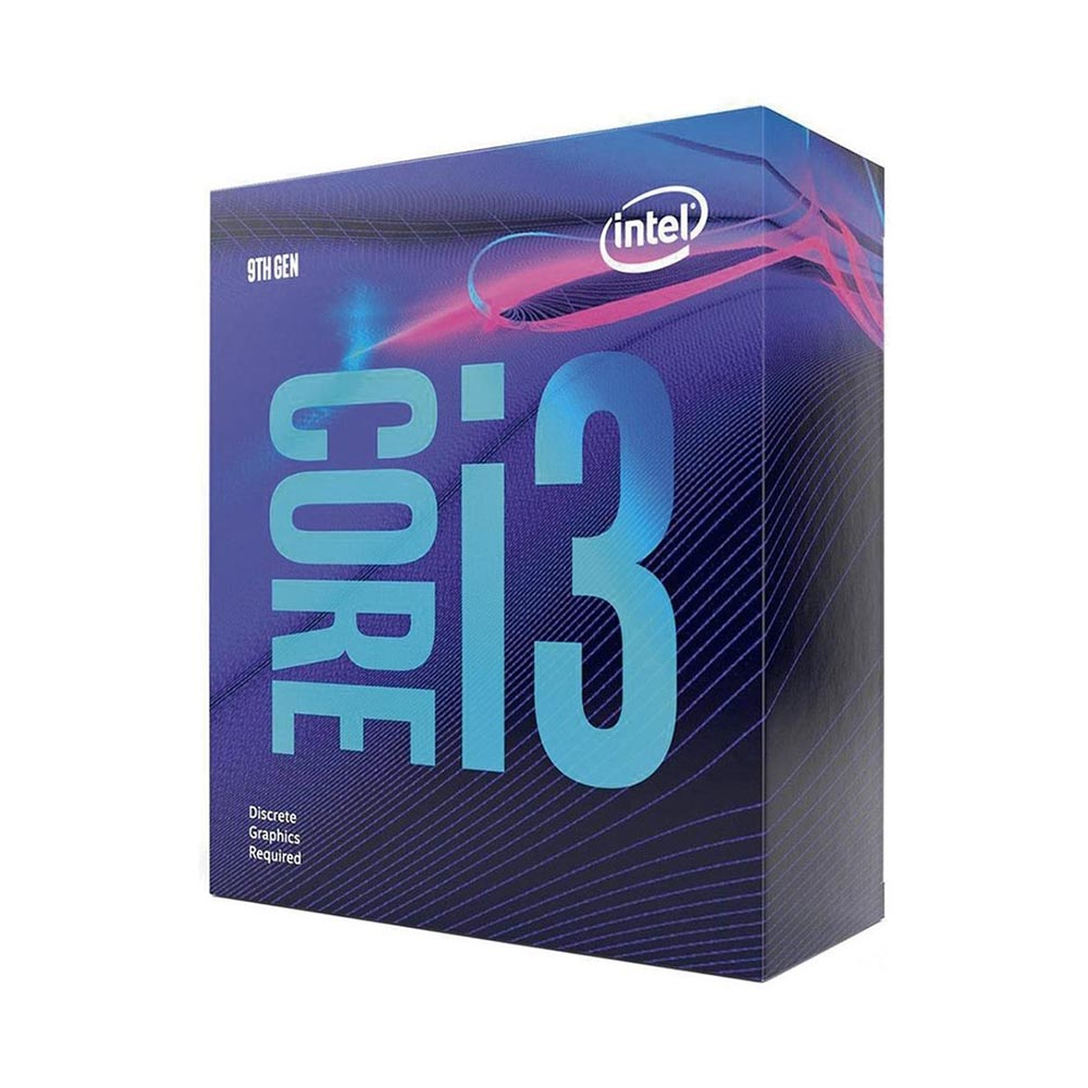 CPU INTEL CORE I3-9100F 6M UP TO 4,2GHZ BX80684I39100F