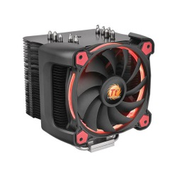 FAN TT RIING SILENT 12 PRO RED ALUMINIO CL-P021-CA12RE-A