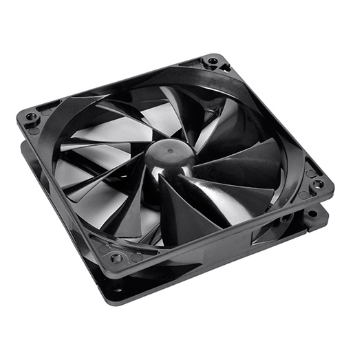 FAN TT PURE 12 BLACK 1000RPM CL-F011-PL12BL-A