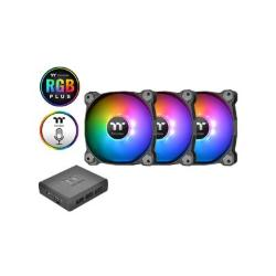 FAN TT PURE PLUS RGB 12 PREMIUM ED/LED SOFTW CONTROL CL-F063-PL12SW-A*