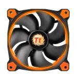FAN TT RIING 12 LED RADIATOR FAN ORANGE CL-F038-PL12OR-A