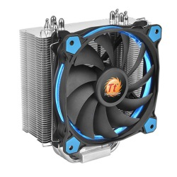 FAN TT RIING SILENT 12 BLUE AIR COOLER 1400RPM LED CL-P022-AL12BU-A