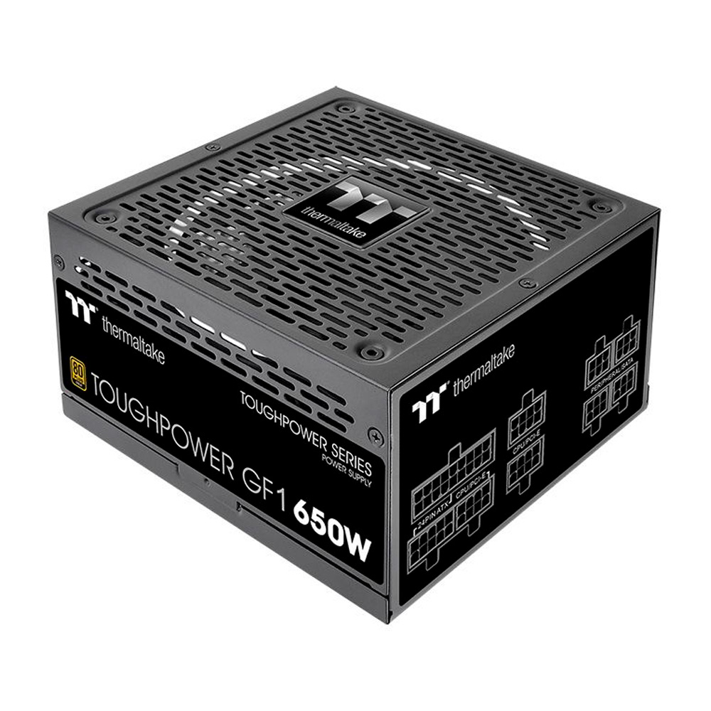 FONTE 650W TT TOUGHPOWER GF1 FULLY MODULAR PS-TPD-0650FNFAGB-1*