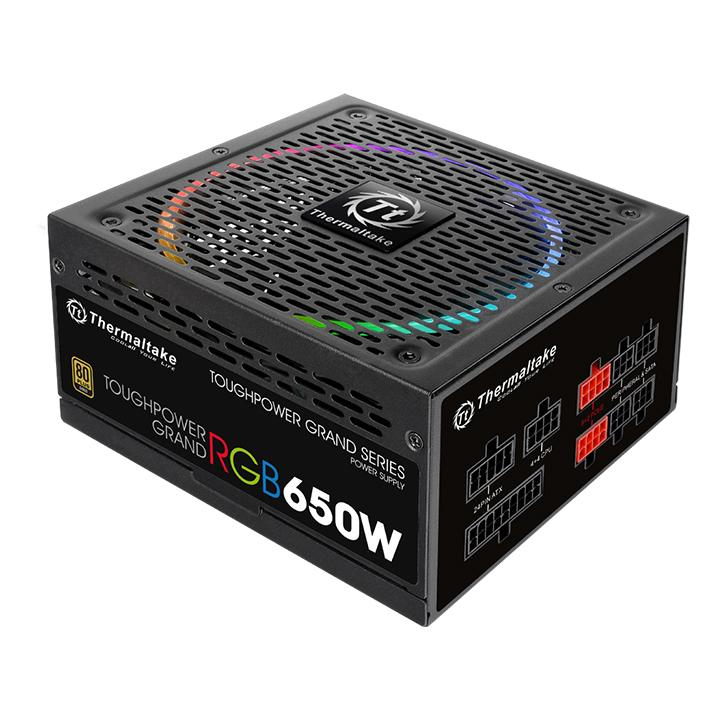 FONTE 650W TT TOUGHPOWER GRAND FULLY MODULAR RGB PS-TPG-0650FPCGUS-R
