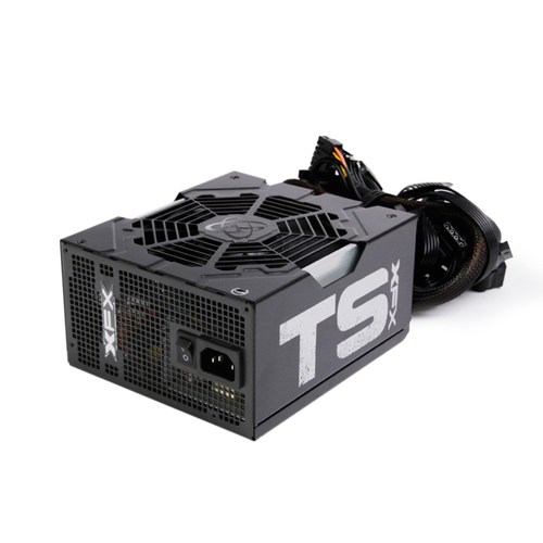 FONTE 650W XFX TS SERIES FULL WIRED 80+BRONZE (s/cabo) P1650SNLB9