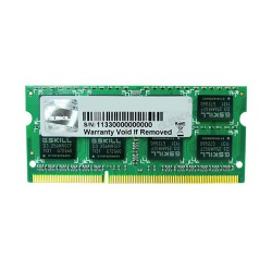 G.SKILL 2GB (2X1GB) 200P DDR2 800 (PC2 6400) F2-6400CL5D-2GBSA