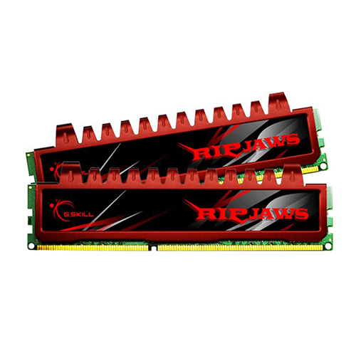 G.SKILL RIPJAWS 4GB (2X2GB) 240P D3 1600 PC3 12800 F3-12800CL9D-4GBRL