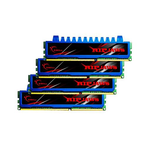 Memória Ram Ripjaws 8gb Kit(2x4gb) Ddr3 1600mhz F3-12800cl7q-8gbrm G.skill