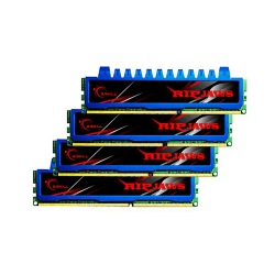 G.SKILL RIPJAWS 8GB (4X2GB) 240P D3 1600 PC3 12800 F3-12800CL7Q-8GBRM