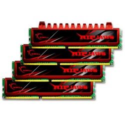 G.SKILL RIPJAWS 8GB (4X2GB) 240P D3 1600 PC3 12800 F3-12800CL9Q-8GBRL