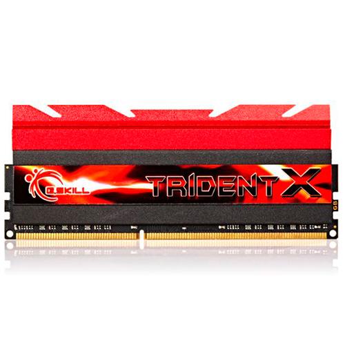 G.skill Trident X 16gb (4x4gb) 240p D3 2400 (19200) F3-2400c10q-16gtx