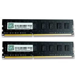 G.SKILL VALUE 8GB (2X4GB) 240P DDR3 1600 (PC3 12800) F3-1600C11D-8GNT