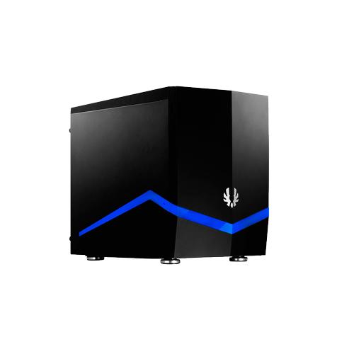 Gabinete Bitfenix Colossus Mitx Black Bfc-cli-300-kkls1-rp