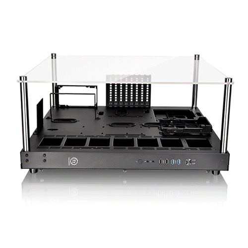 GABINETE TT CORE P5/BLACK/WALL MOUNT/SGCC CA-1E7-00M1WN-00