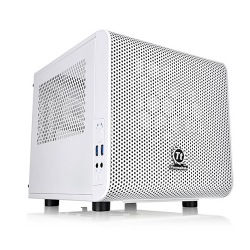 GABINETE TT CORE V1 SNOW FULL WHITE/WIN/SECC CA-1B8-00S6WN-01