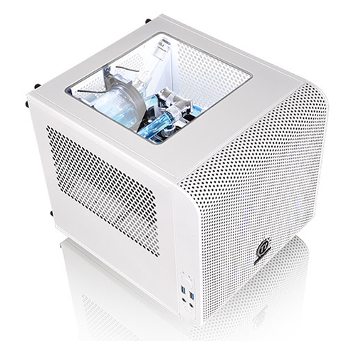 CA-1B8-00S6WN-01 Gabinete Tt Core V1 Snow Full White/win/secc