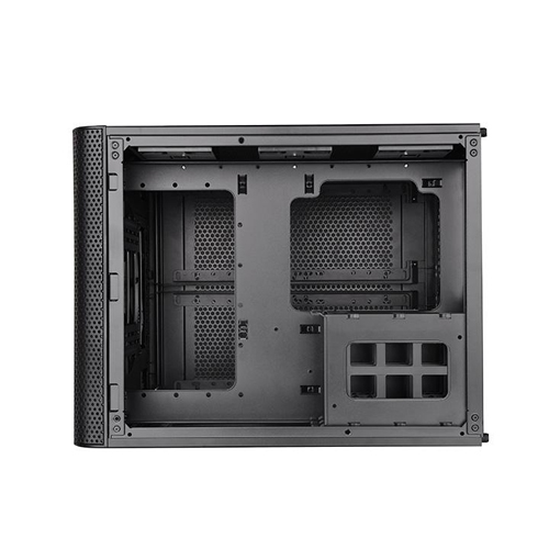 GABINETE TT CORE V21 BLACK/WIN/SECC CASE CA-1D5-00S1WN-00