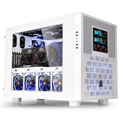 GABINETE TT CORE X9 SNOW EDITION/WHITE/WIN/SECC CA-1D8-00F6WN-00