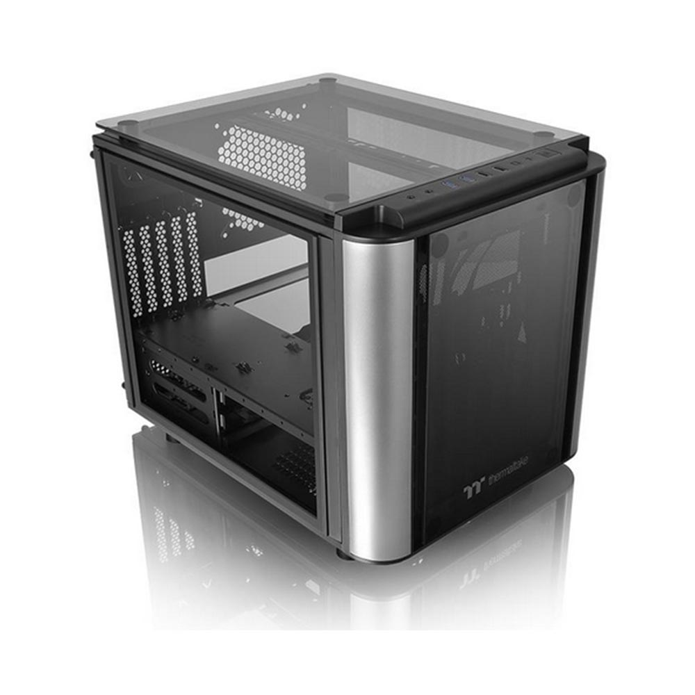 GABINETE TT LEVEL 20VT/BLACK/WIN/SPCC/TEMP.GLASS*4 CA-1L2-00S1WN-00*