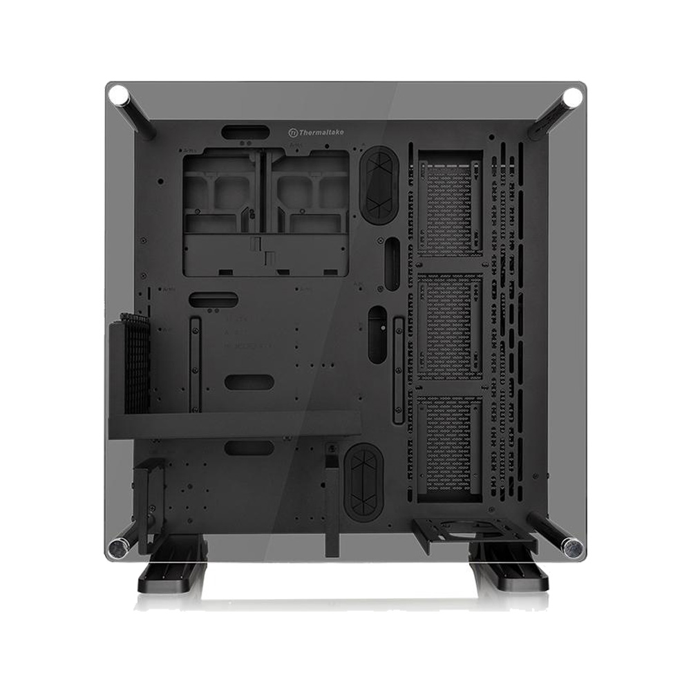 GABINETE TT CORE P3 TG BLK WALL MOUNT SGCC TEMP GLASS*1 CA1G400M1WN06