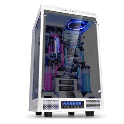 GABINETE TT THE TOWER 900/WHITE/WIN/TEMPERED GLASS CA-1H1-00F6WN-00
