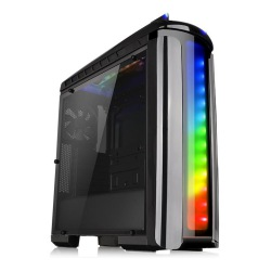 GABINETE TT VERSA C22 RGB BLACK/SPCC/FULL WINDOW CA-1G9-00M1WN-00