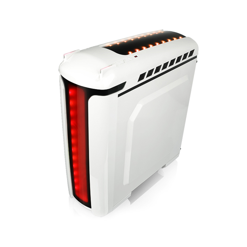 Gabinete Tt Versa C22 Rgb Snow/spcc/full Window Ca-1g9-00m6wn-00