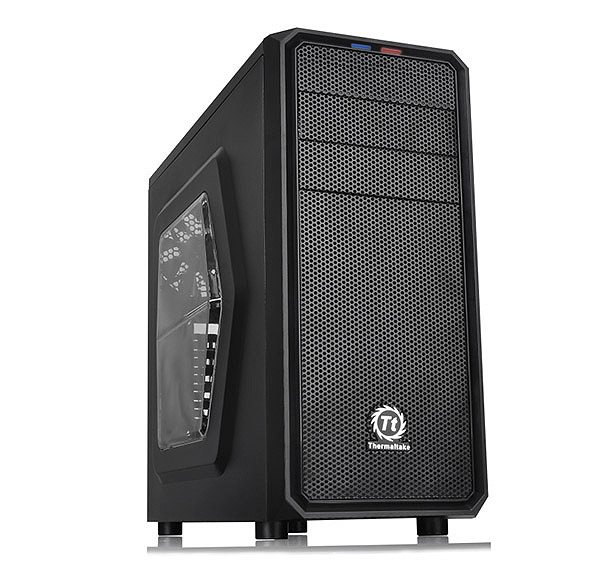 GABINETE TT VERSA H25 BLACK CASE W/WINDOW SECC CA-1C2-00M1WN-00
