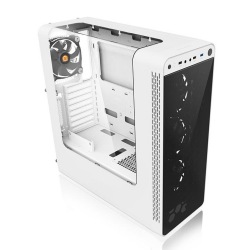 GABINETE TT VIEW 27 SNOW WIN/SGCC/FAN 12*4 WHITE CA-1G7-00M6WN-WT
