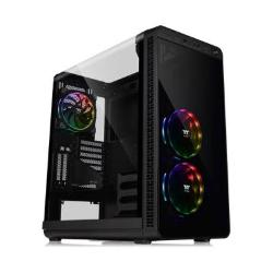 GABINETE TT VIEW 37 RGB PLUS BLACK WIN CA-1J7-00M1WN-01