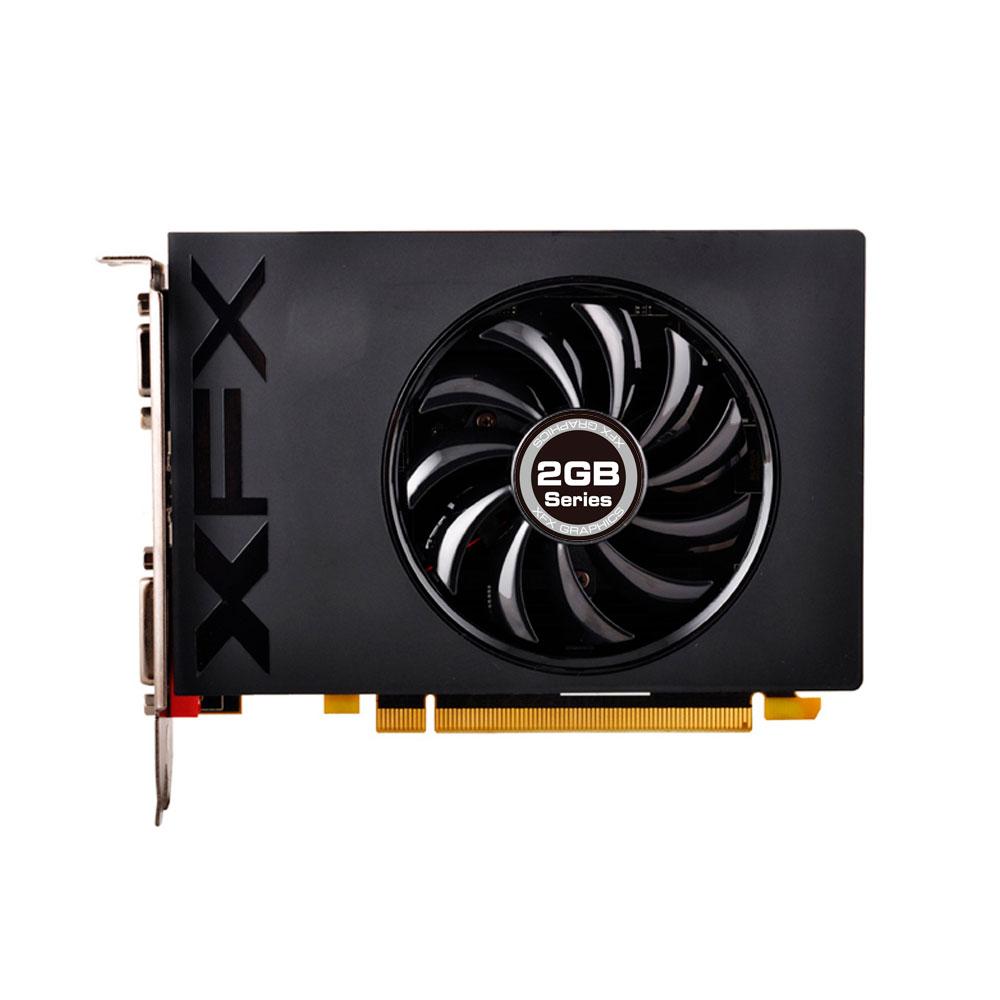 GPU AMD R7 240 2GB D3 700M 128BITS CORE RADEON HDMI DVI XFX