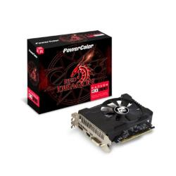 GPU AMD RX 550 4GB RED DRAGON POWER COLOR AXRX 550 4GBD5-DHA/OC