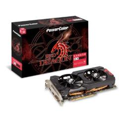 GPU AMD RX 570 4GB RED DRAGON POWER COLOR AXRX 570 4GBD5-DHDV3/OC