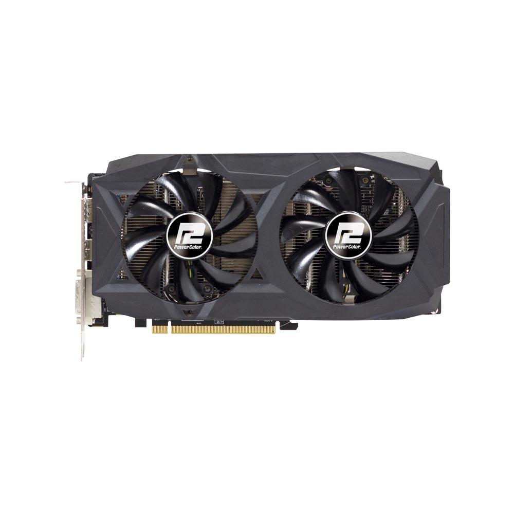 GPU AMD RX 590 8GB RED DRAGON DUAL POWER COLOR AXRX 590 8GBD5-DHD