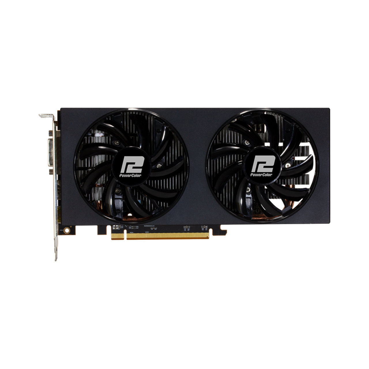 GPU AMD RX5500XT 8GB D6 POWER COLOR 8GBD6-DH/OC 1A1-G00325500G